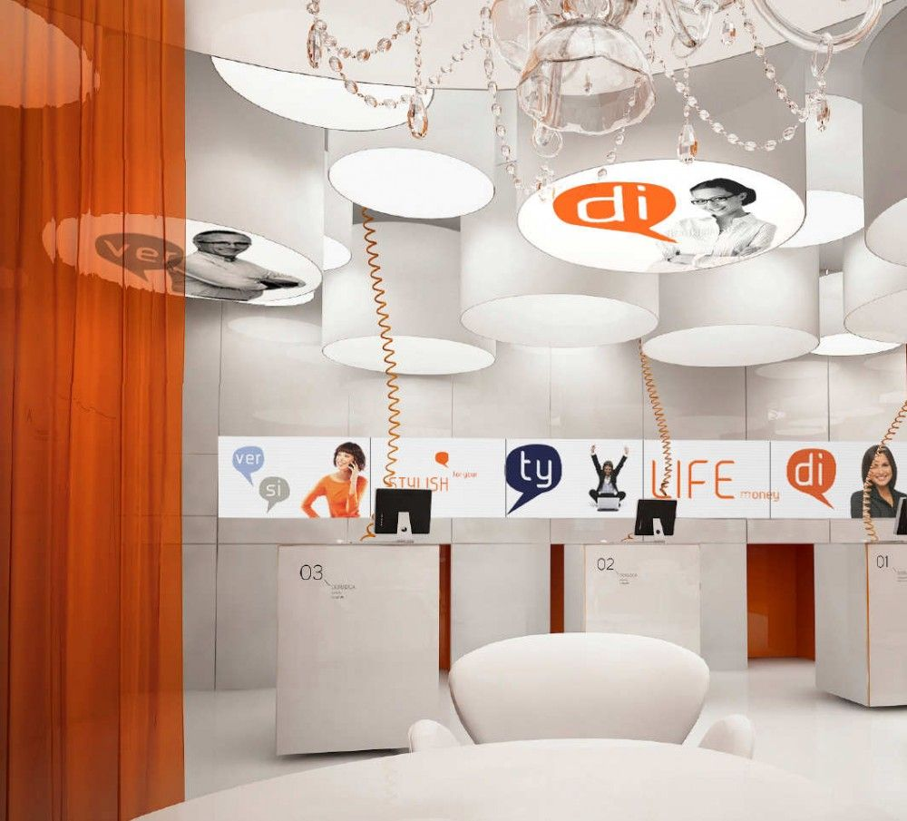 OFFICE INTERIOR DESIGN CUSTOMER SERVICE AREAOur pick of office
