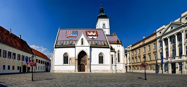 14 Top Tourist Attractions In Zagreb Easy Day Trips Planetware Zagreb Tourist Attraction Day Trips