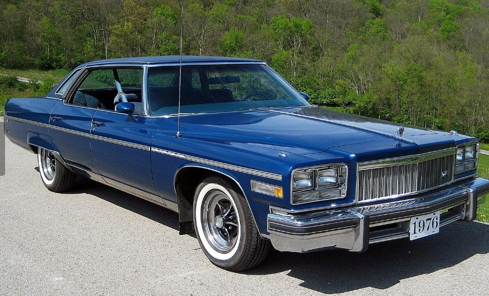 1976 Buick Electra Limited Park Avenue Buick Electra Classic Cars Usa Buick