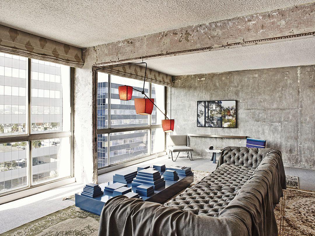 Line Hotel, Los Angeles   谷德设计网 · Interior Design SchoolsInterior ...