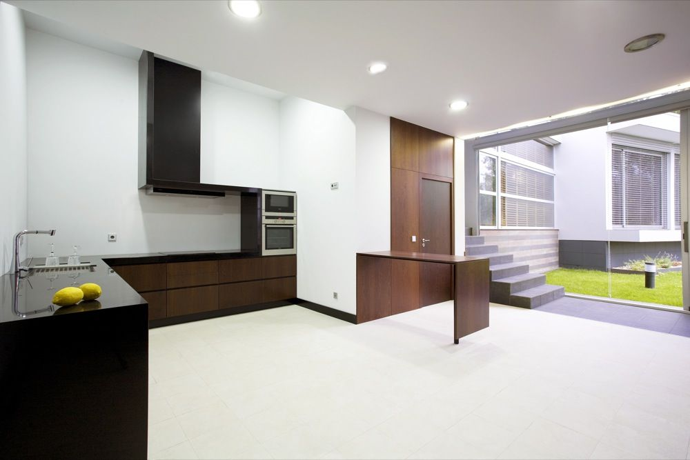 Nice Modern Minimalist Avaleda Kitchen Interior Design