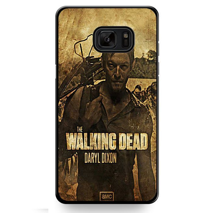 The Walking Dead Daryl Dixon TATUM-11075 Samsung Phonecase Cover For Samsung Galaxy Note 7