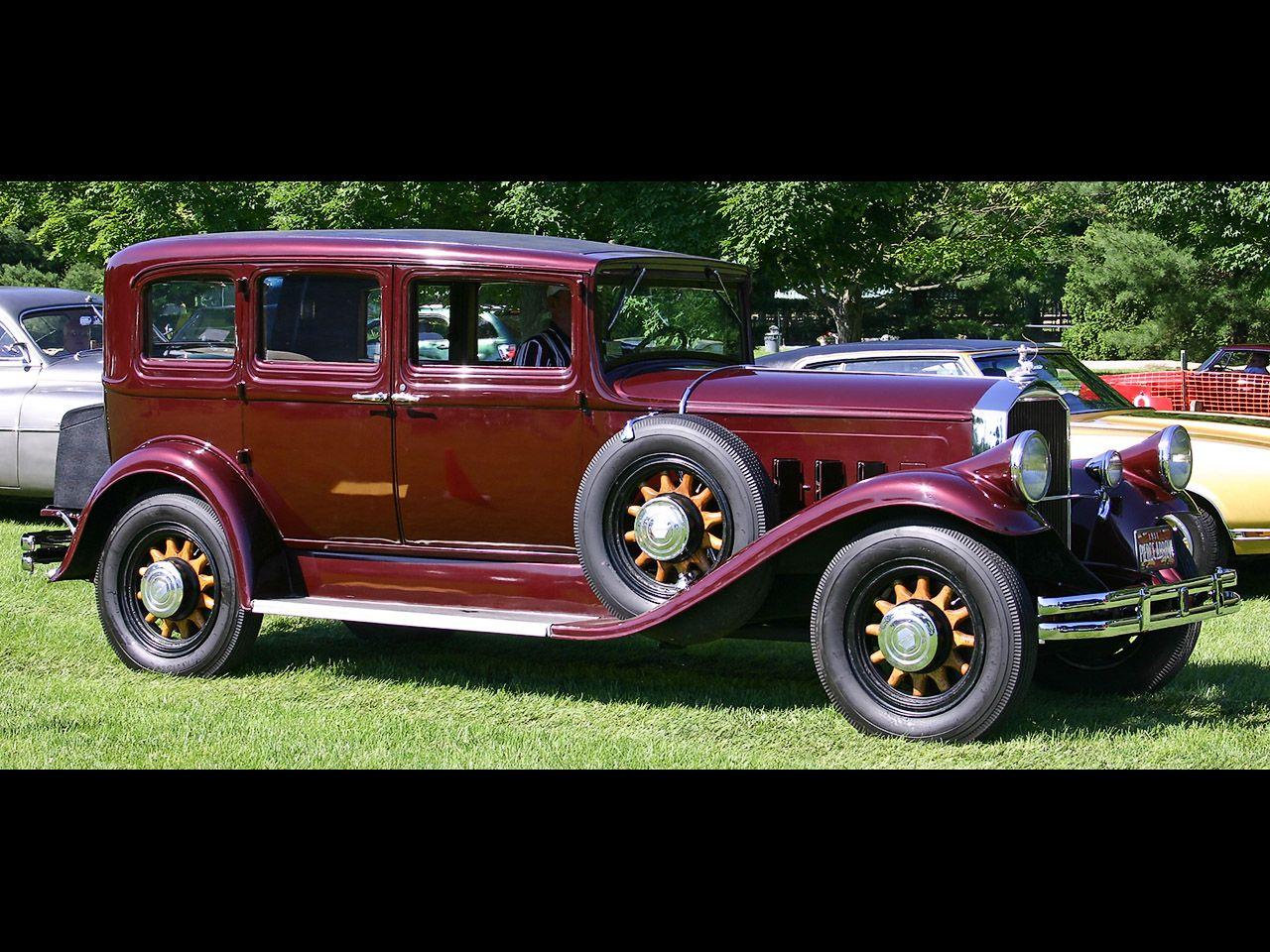 1931 Pierce Arrow Sedan Antique Cars Car Classic Cars
