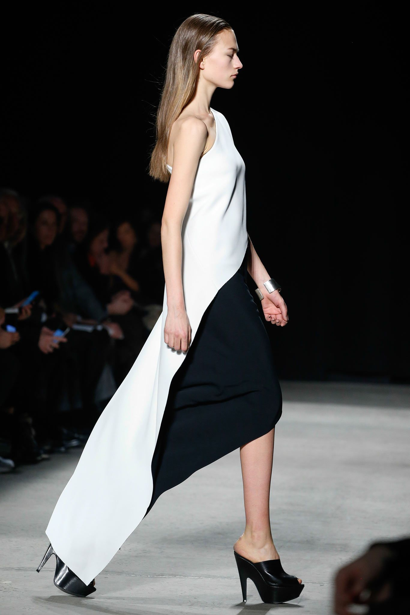 details @ Narciso Rodriguez Fall 2015