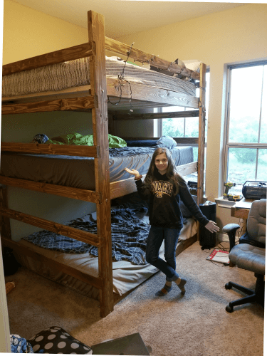 custom-triple-bunk-bed - More Than A Furniture Store