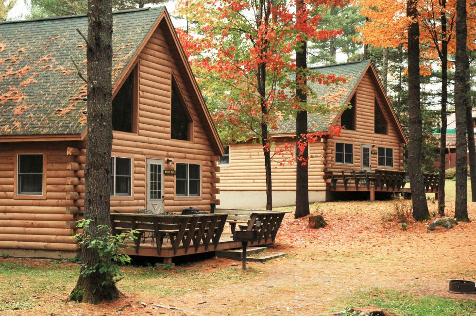 These Are the Best Log Cabin Getaways in the Country