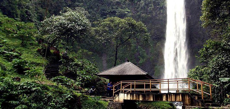 Curug Cimahi Parongpong - Lembang merupakan salah satu ...