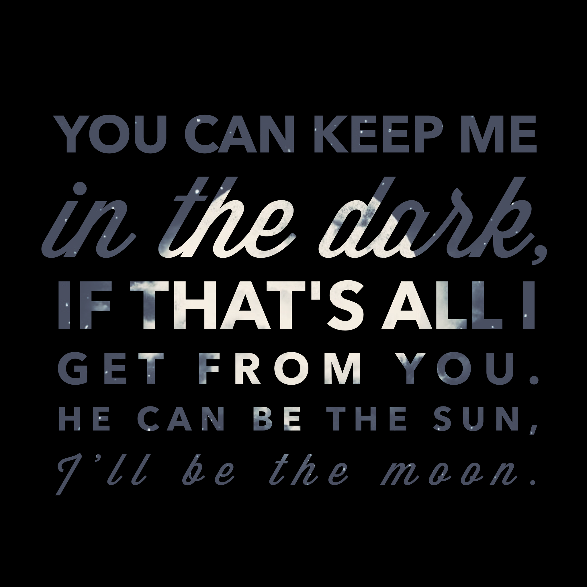 if that's all i get from you (dierks bentley feat maren morris/ i'll