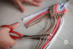 DIY : DIY collar étnico