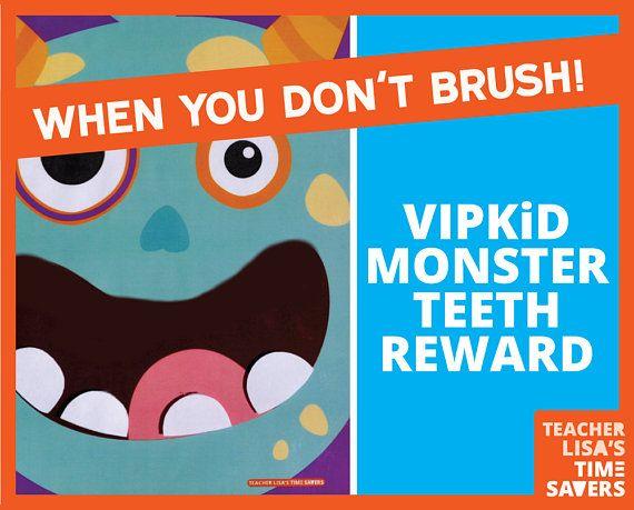 Printable Vipkid Monsters