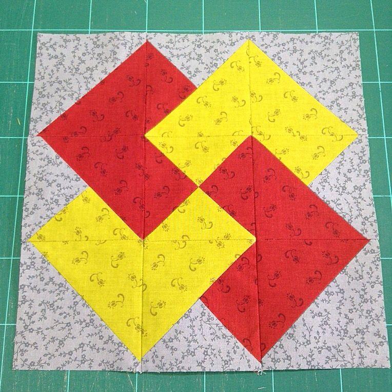 card trick quilt block  patchwork quilts card tricks
