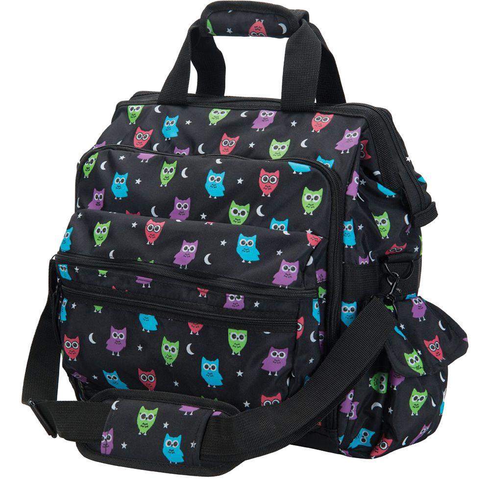 Nurse Mates The Ultimate Nursing Bag - Night Owls  Item Number: #913334