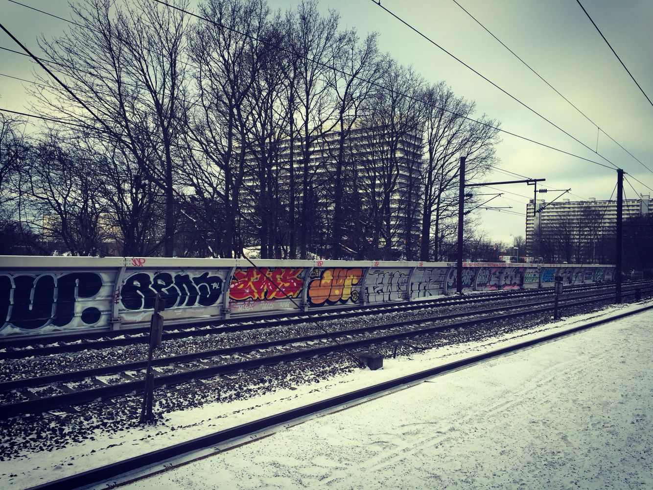 Train station vibes☁️