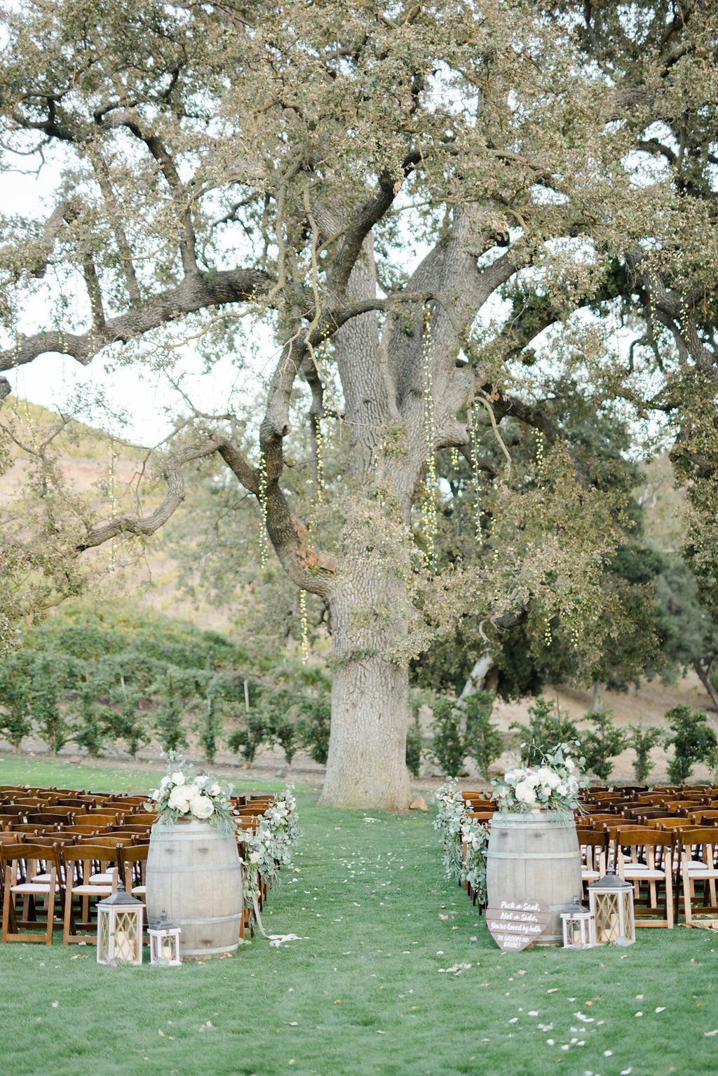 A Rustic Wedding at Triunfo Creek Vineyards - Feathered Arrow Wedding Planning