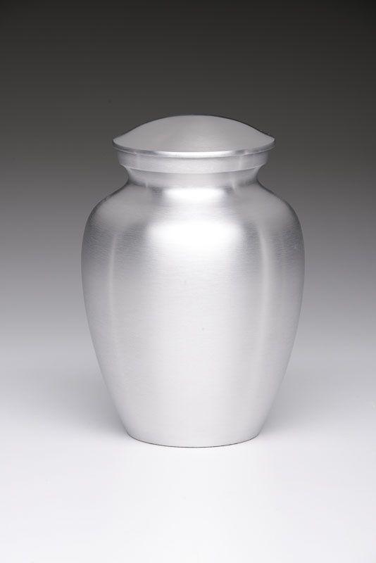 Affordable Alloy Cremation Urn Silver Color Medium Au Clb M Bogati Urn Company Cremation Urns Cat Urns Urn