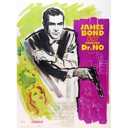 Home James Bond Movie Posters James Bond Movies James Bond