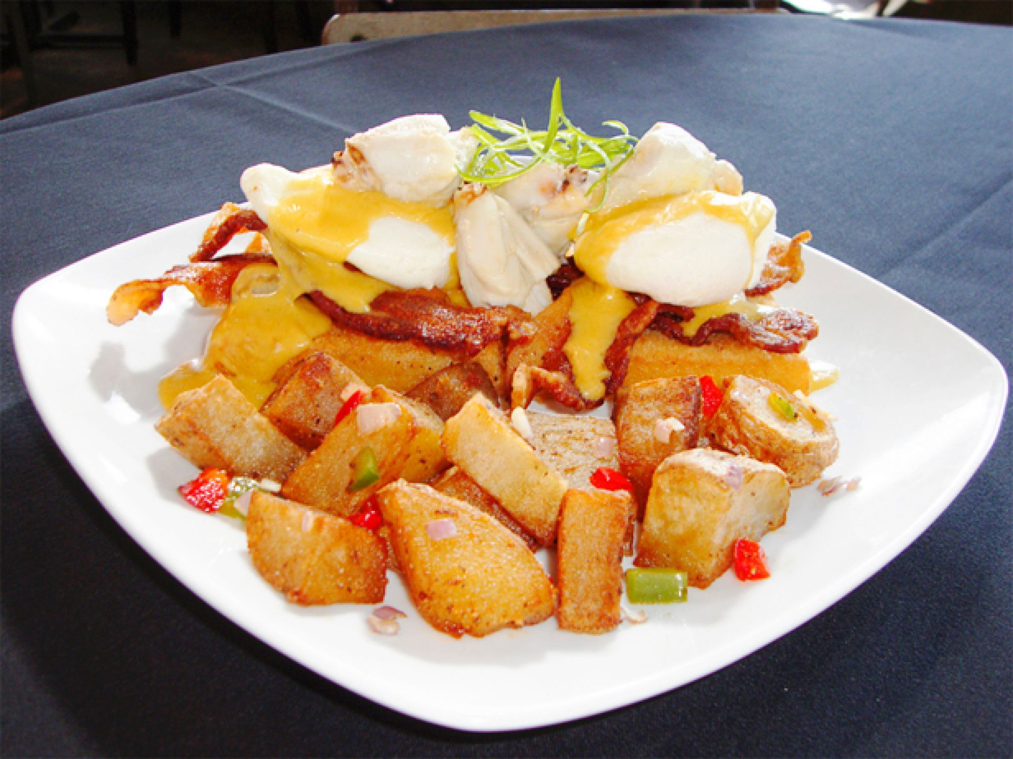 50 states 50 breakfasts mobile alabama hollandaise sauce and egg 50 states 50 breakfasts forumfinder Image collections
