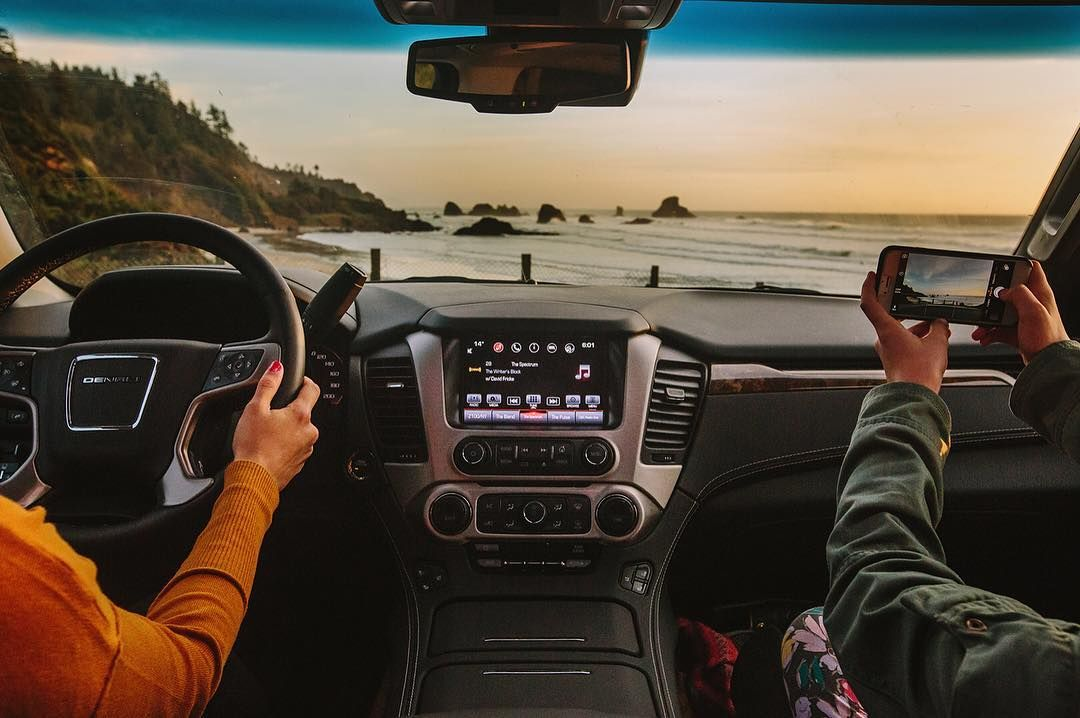 Instagram Worthy Views Come Easy In Our Gmcyukon Gmc Yukon