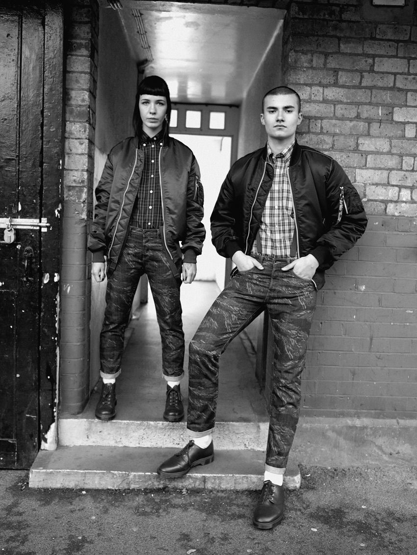 Why do not they catch skinheads because they are criminals 14