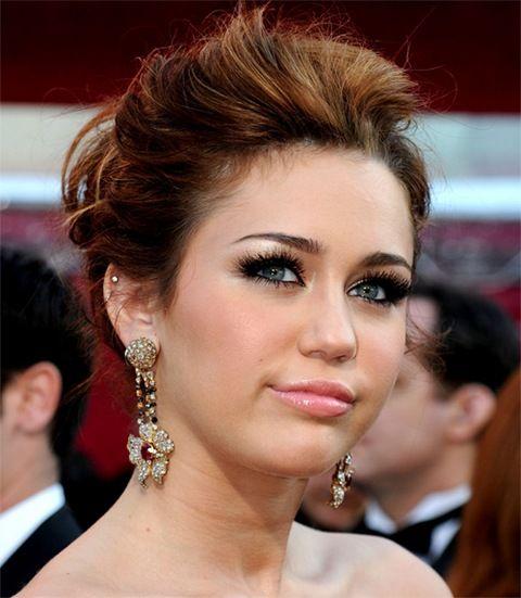 miley cyrus eye makeup makeup pinterest miley cyrus