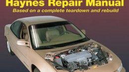 Free Download General Motors Haynes Repair Manual covering FWD models of the Buick Regal, Chevrolet Lumina, Olds Cutlass Supreme, and Pontiac Grand Prix PDF