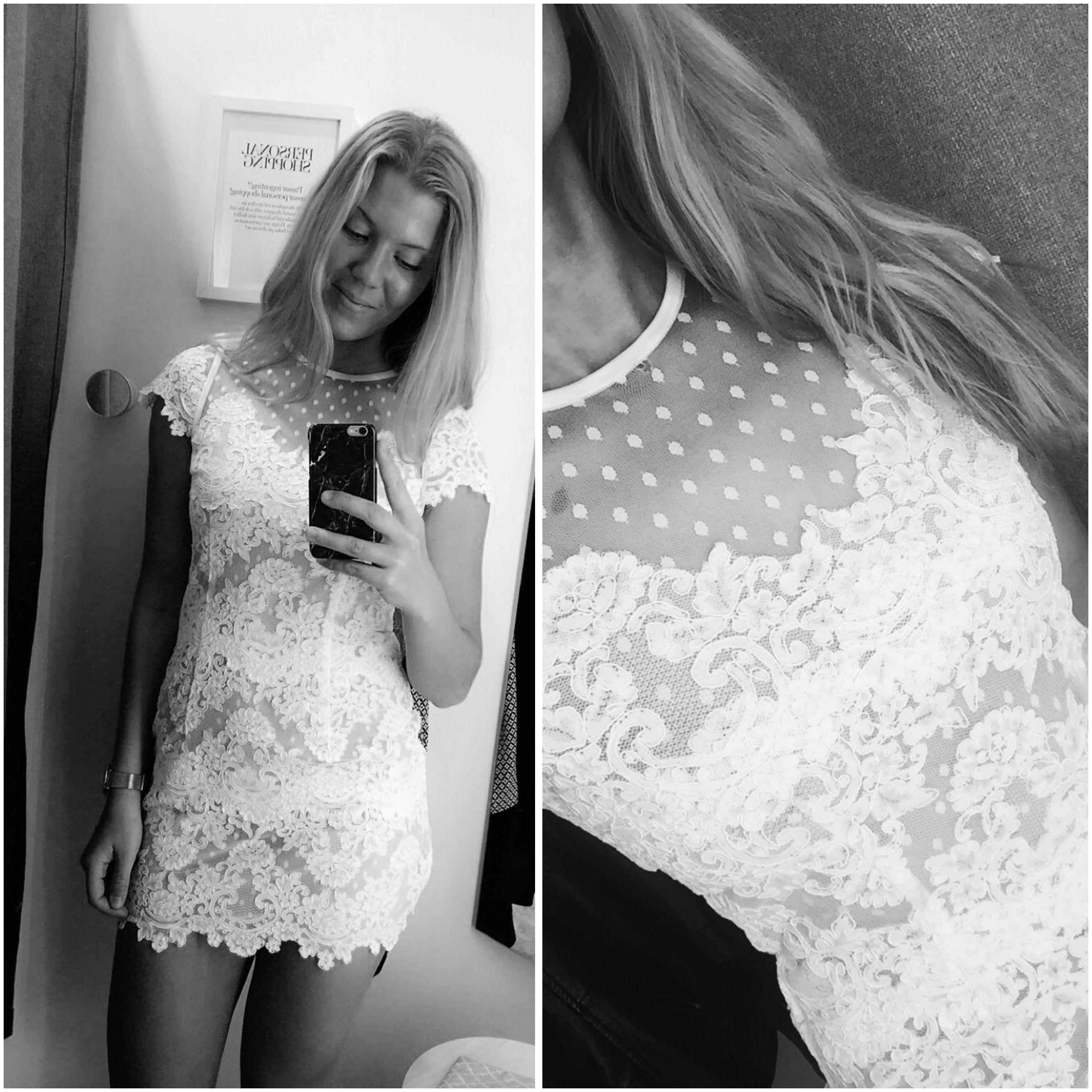ida sjöstedt paris dress white