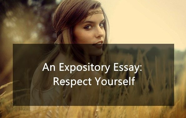 expository essay about yourself examples