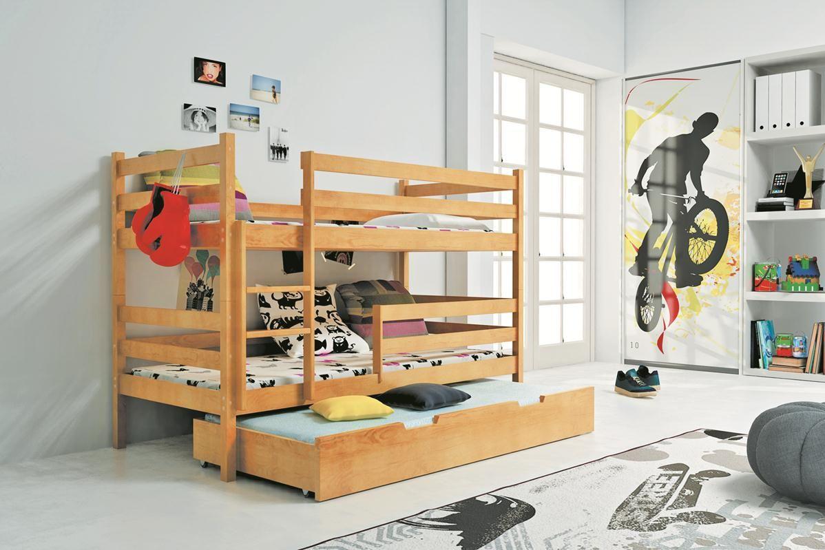 Dreier Etagenbett : Dreier etagenbett sim