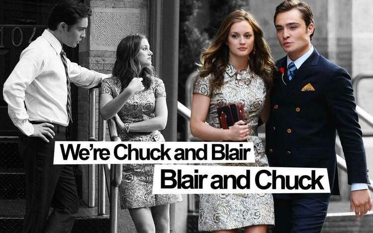 So the next time you forget you're Blair Waldorf, 如果下次你忘了你是布莱尔·霍道夫, remember, i'm Chuck Bass, and I love you. 记得,我是恰克·拜斯,我爱你。