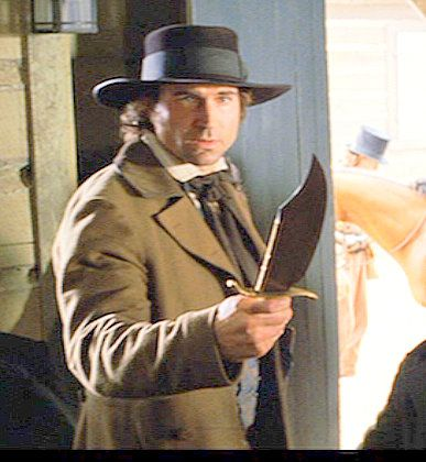 """Jason Patric in """"The Alamo"""" (2004) as Jim Bowie with a ..."""