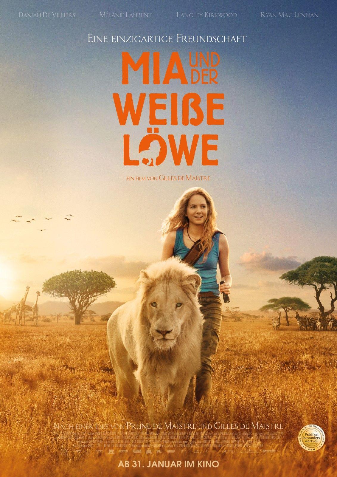 Mia Und Der Weisse Lowe Film 2018 Filmstarts De Weisser Lowe Filme Ganze Filme