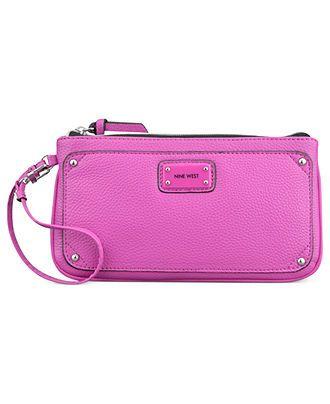 Nine West Wristlet Double Vision Clearance Handbags Accessories Macy S