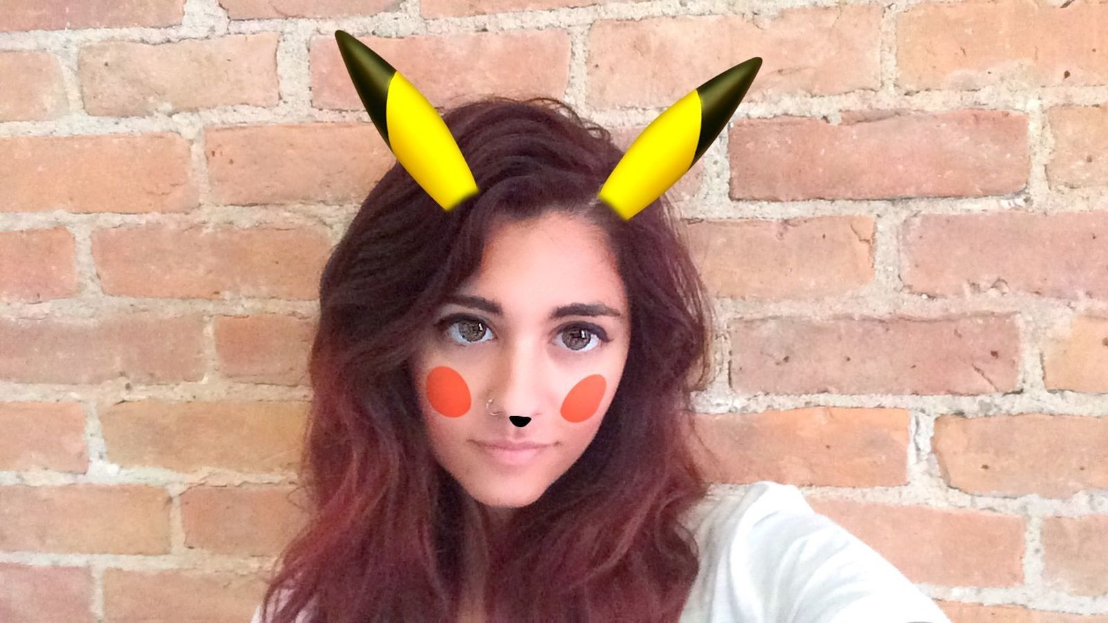 Snapchat adds a Pikachu filter for your kawaii pokémon