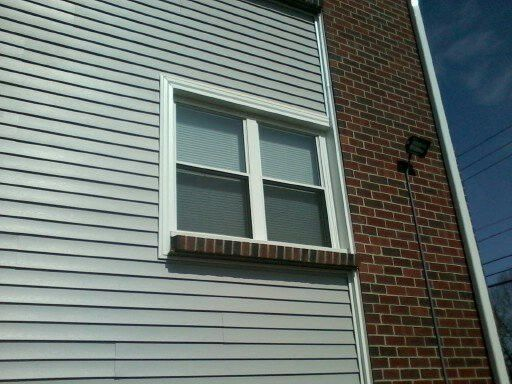 Installed By Better Home Improvement Http Curtiscote Wix Com Home Improvement Demo Job Framing Siding Roofing Siding Choices Custom Bricks Cedar Siding