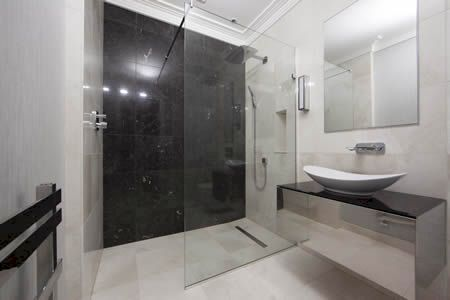 50 Stunning Wet Room Design Ideas #wetrooms