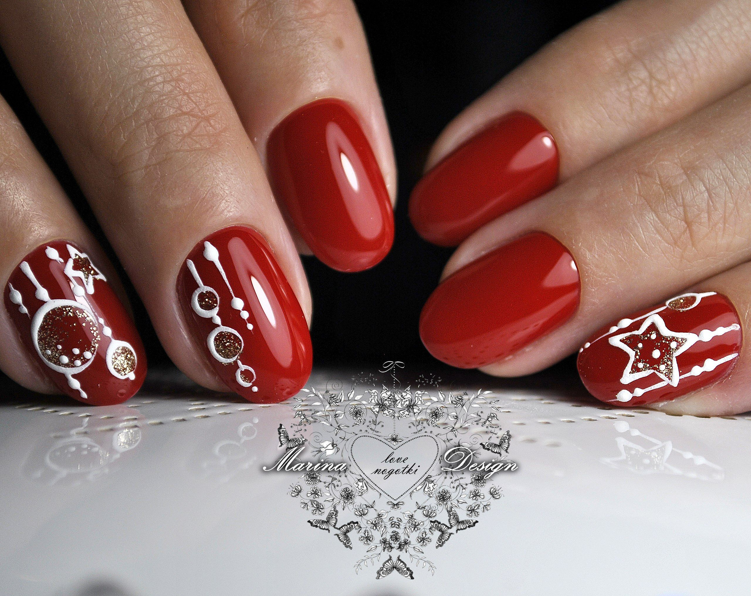 Pin de Beth Marie en Nails! | Pinterest | Diseño de navidad, Arte ...