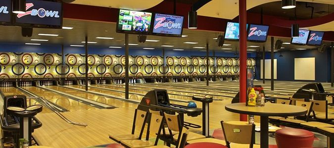 Cool Bowling Alley Design Google Search Commercial Interiors
