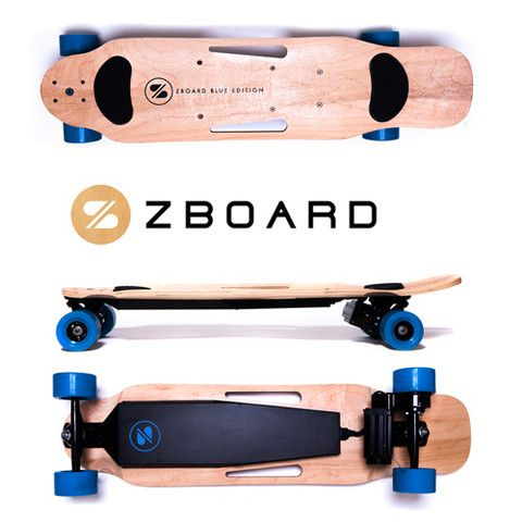 ZBoard  Electric Skateboards and Motorized Longboards  gadget geek tech  Gadgets I Love