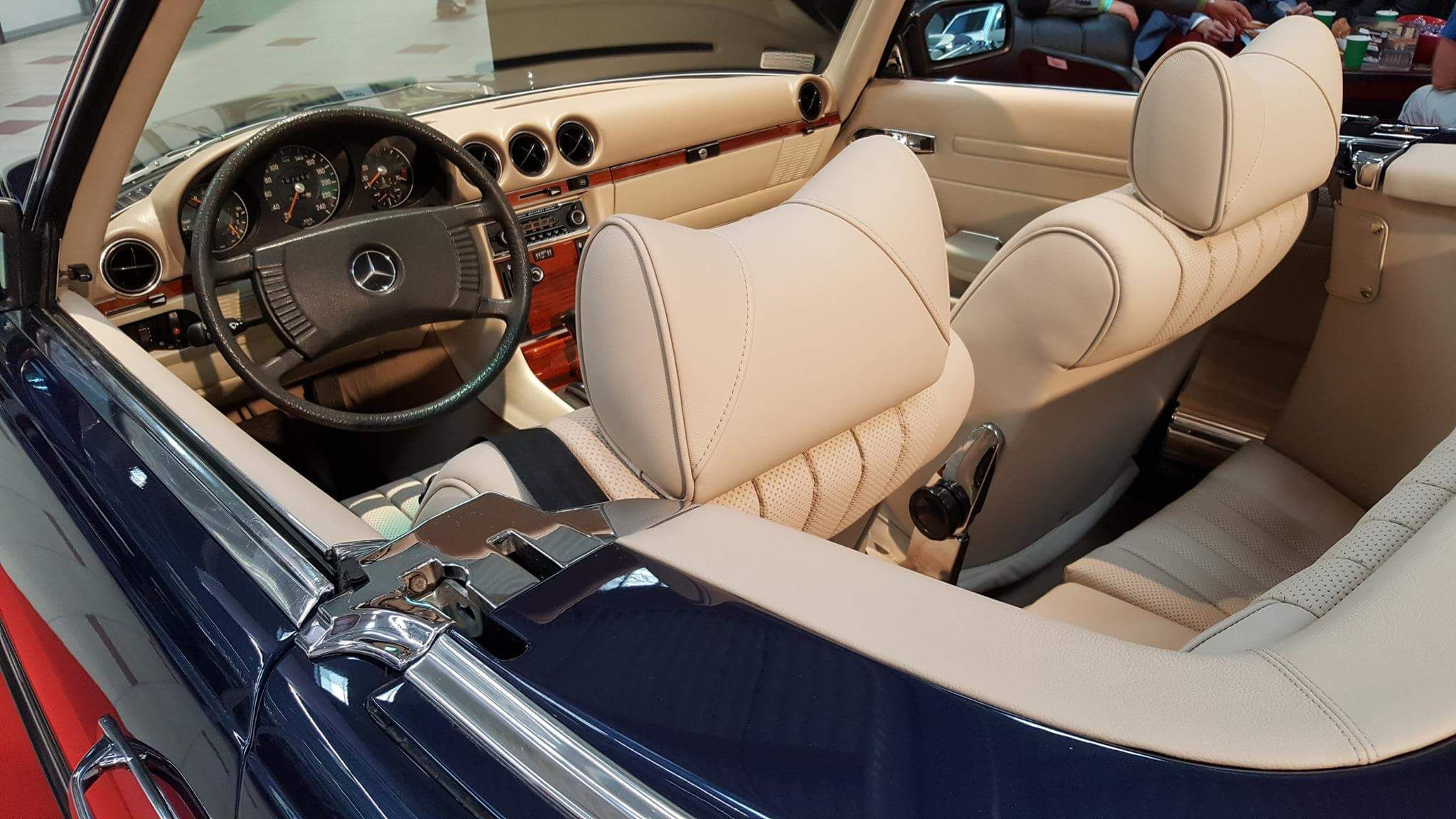 Pin On Mercedes R107 350 Sl