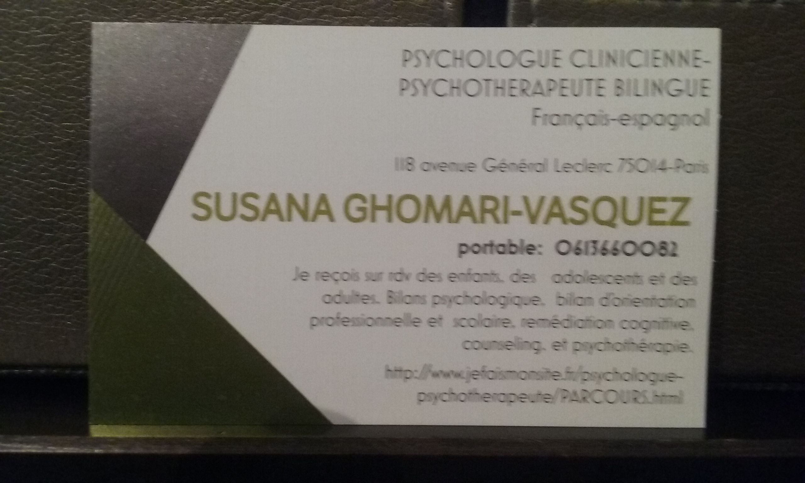 Cabinet Psychologique à Paris 14 Mon Cabinet Psychologique