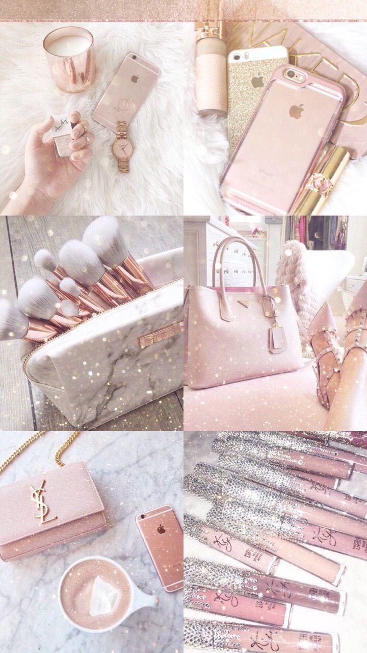 Best Rose Gold Lockscreen Cute Girly Bijoux Adolescent 400 x 300