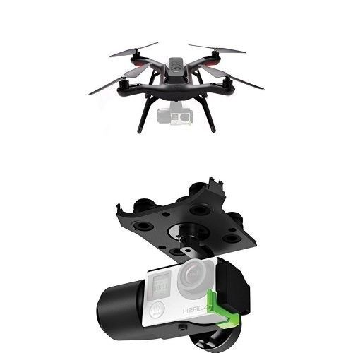 3DR Solo Drone Quadcopter and Gimbal Bundle - http://www.midronepro.com/producto/3dr-solo-drone-quadcopter-and-gimbal-bundle/
