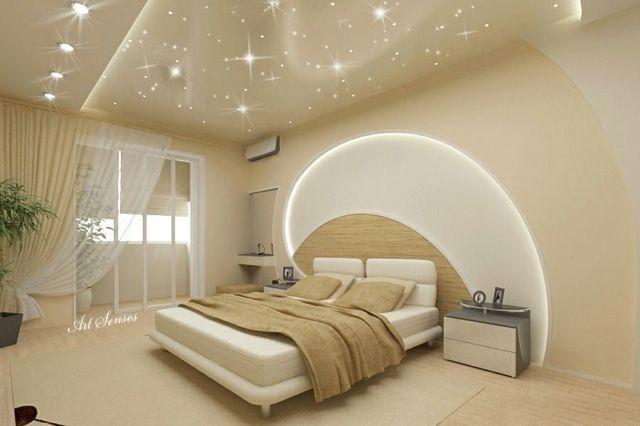 faux plafond pratique et esthtique originals and design - Platre Plafond Chambre A Coucher