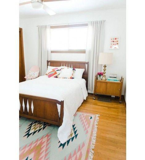 Lulu georgia elodie rug by glitter guide home decor - Mid century modern rug ideas ...