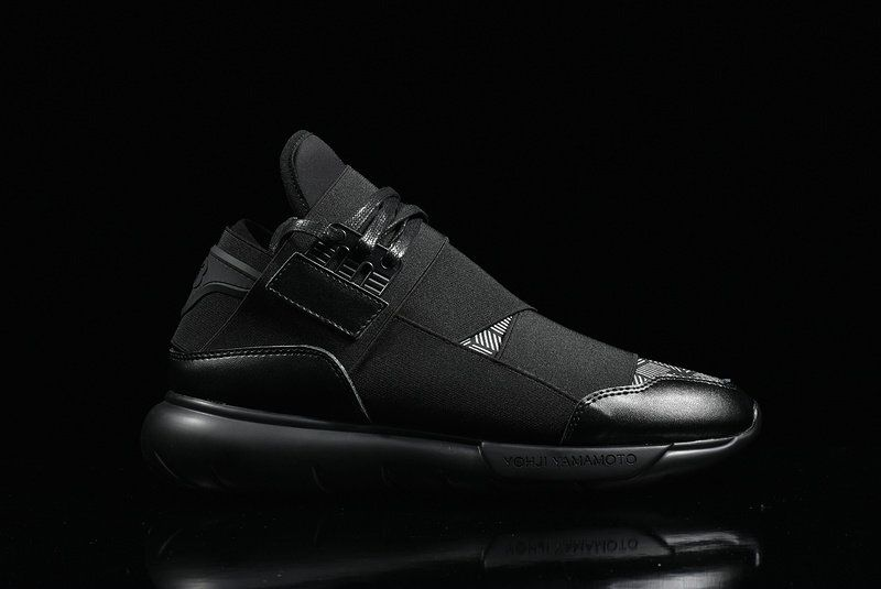 bb8255207a32 achat Adidas Y3 Qasa High Yohji Yamamoto Utility Black Noir Youth Big Boys  Sneakers