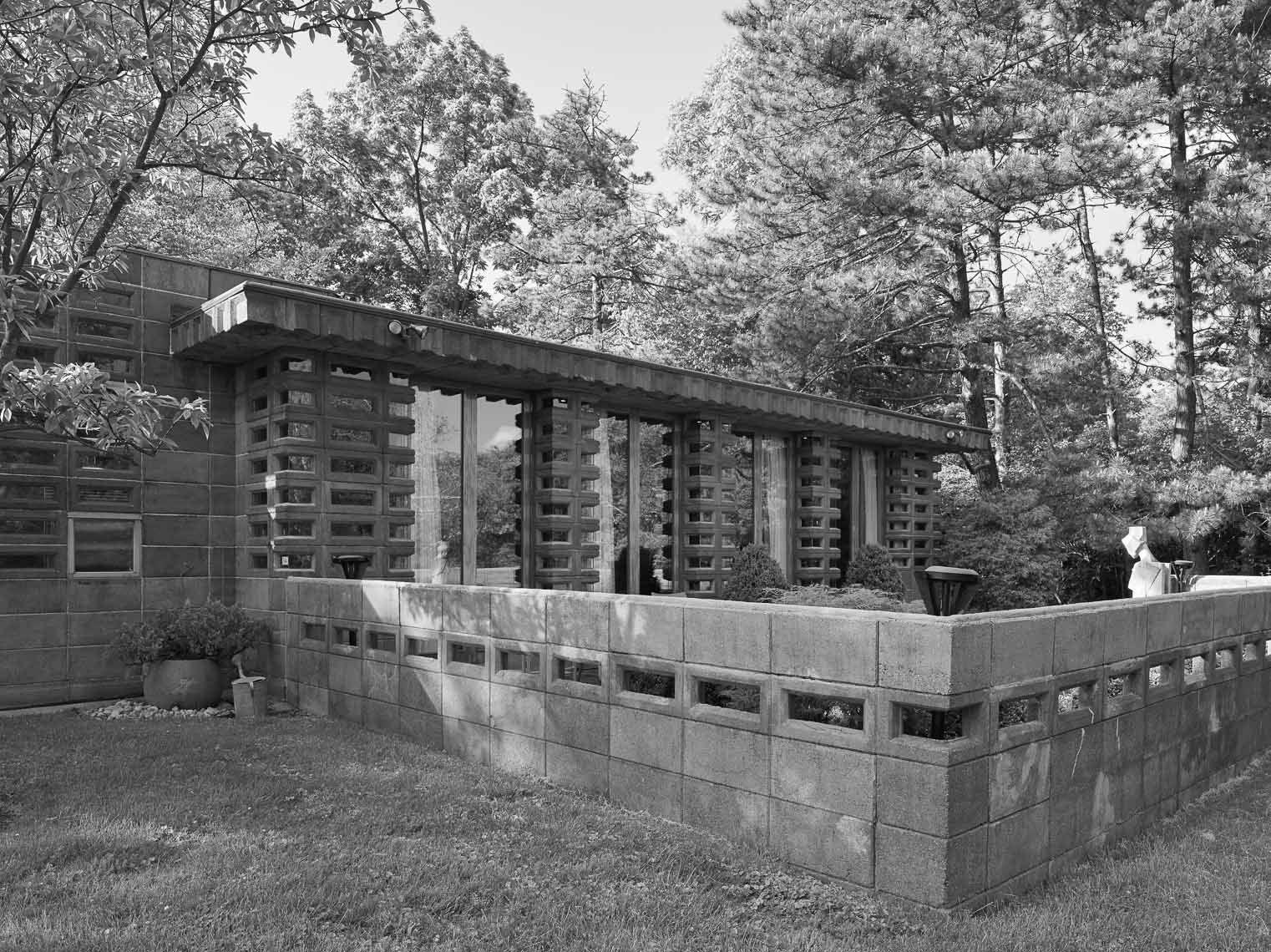 Tonkens House Cincinnati Ohio Frank Lloyd Wright