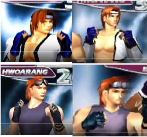 Hwoarang Outfit on Tekken Tag arcade & ps2 game. | Ps2 ...