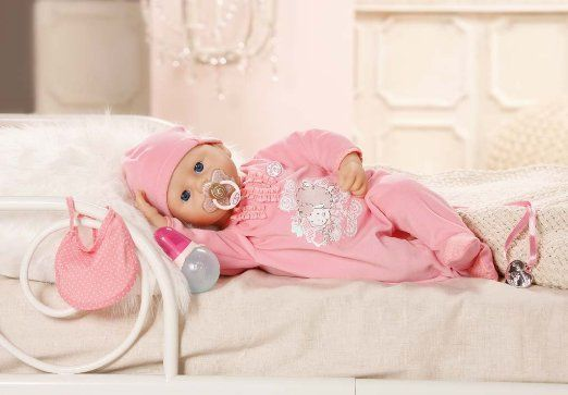 Baby Annabell Doll Version 9: Amazon.co.uk: Toys & Games ...