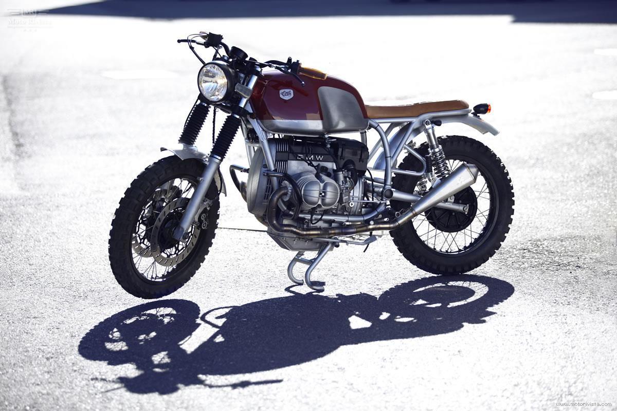 CRD#23 / Originally an Honda Dominator