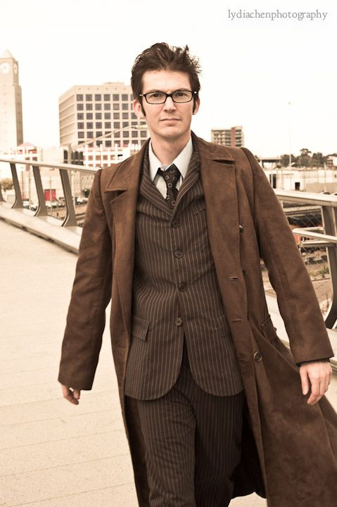 alternatecoppa as the Tenth Doctor from Doctor Who ...